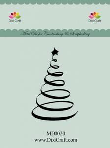 Bilde av Dixi Craft - Dies - MD0020 - Christmas Tree