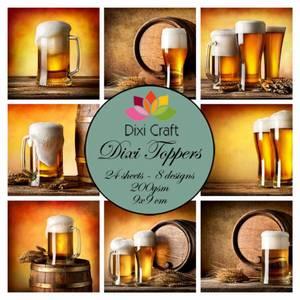 Bilde av Dixi Craft - Dixi toppers - ET0315 -  Beer
