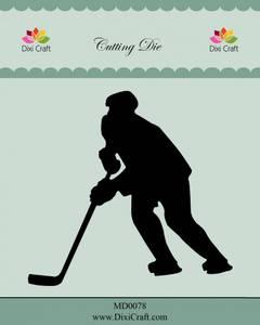 Bilde av Dixi Craft - Dies - MD0078 - Icehockey