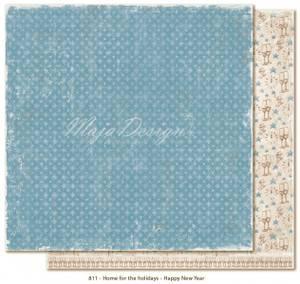 Bilde av Maja Design - 811 - Home for the Holidays - HAPPY NEW YEAR