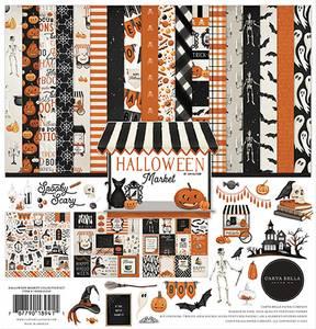 Bilde av Carta Bella - Halloween Market - 12x12 Collection Kit