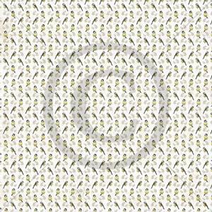 Bilde av Papirdesign PD1900192 - Julenatt - Gul og fin