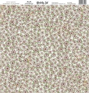 Bilde av Papirdesign PD16228 - Gledelig jul - Hvite Juleblomster