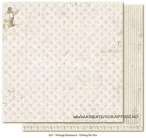 Bilde av Maja Design - 827 - VINTAGE ROMANCE - FALLING FOR YOU