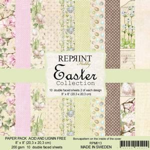 Bilde av Reprint - 8x8 - RPM013 - Easter Collection pack