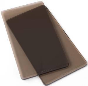 Bilde av Sizzix - 662537 - Sidekick - Cutting Pads - 1 Pair - Brown