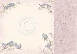 Bilde av Pion Design - PD26002 - New Beginnings - Bird song