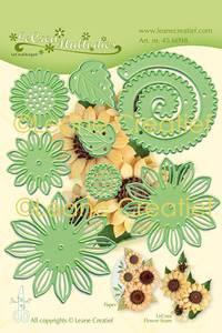 Bilde av Leane Creatief - 45.6098 - Lea'bilitie Multi Dies - Sunflower