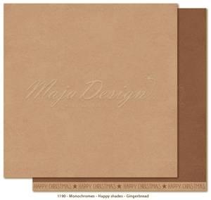 Bilde av Maja - 1190 - Monochromes - Happy shades - Gingerbread