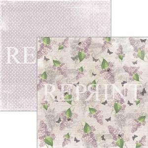 Bilde av Reprint - 12x12 - RP0269 - Lilac Paris Collection - Lilac