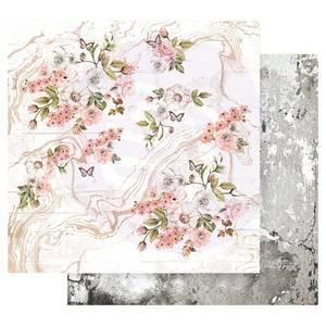 Bilde av Prima - 849191 - 12x12 - Apricot Honey - Tiny Blossoms