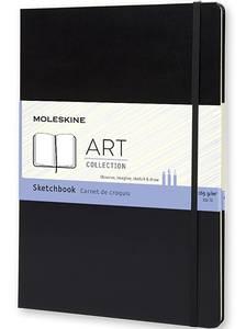 Bilde av Moleskine - Art Collection - Sketchbook - A4 - 165g/m2
