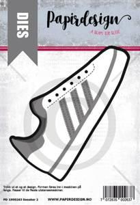 Bilde av Papirdesign Dies PD1900263 - Sneakers 2