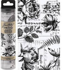 Bilde av Tim Holtz - Idea-Ology - TH93705 - Collage Paper - Botanical