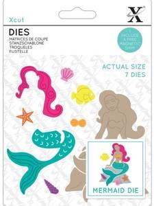 Bilde av Xcut dies - XCU 503477 - Mermaid