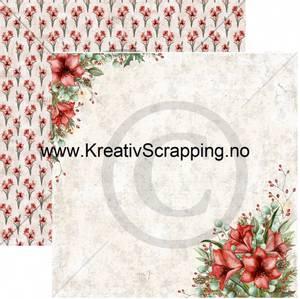 Bilde av Papirdesign 2100707 - Det kimer nå til julefest - Bukett til jul