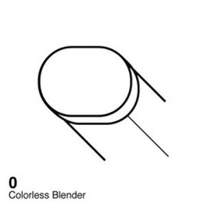 Bilde av Copic - Sketch Marker - 0 - Colourless Blender