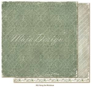 Bilde av Maja Design -  992 - Christmas Season - Hang the Mistletoe