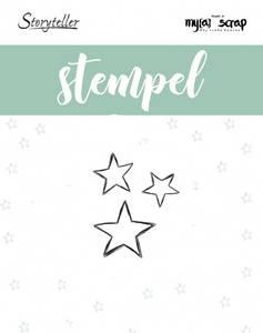 Bilde av Storyteller - Stempel - 010915 - Tre stjerner