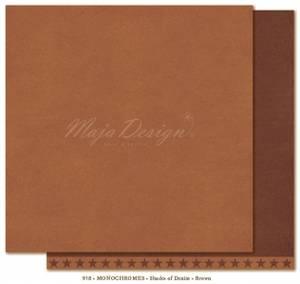 Bilde av Maja -  918 - Monochromes - Shades of Denim - Brown