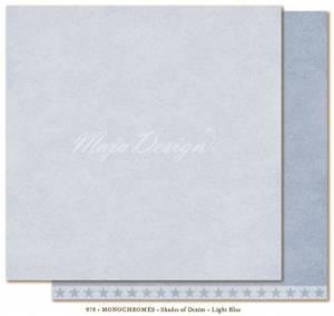 Bilde av Maja -  919 - Monochromes - Shades of Denim - Light Blue