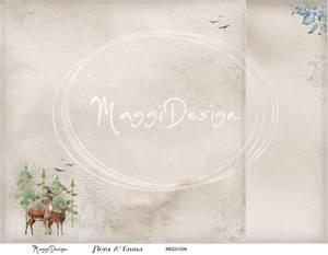 Bilde av Maggi Design - MD20-006 - Flora & Fauna