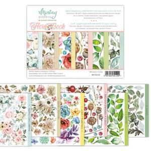 Bilde av Mintay - 6x8 paper pad - Flora Book 01