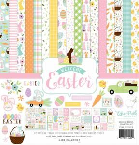 Bilde av Echo Park - Welcome Easter - 12x12 Collection Kit