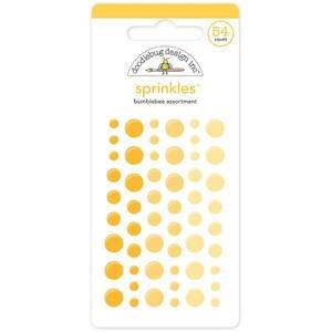 Bilde av Doodlebug - 4008 - Sprinkles - Glossy dots - Bumblebee