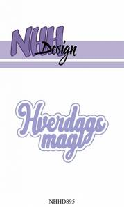 Bilde av NHH Design - NHHD895 - Dies - Hverdags magi