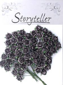 Bilde av Storyteller - Rose - Grå Lilla - 14mm - 1579