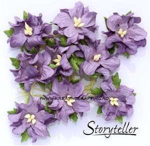 Bilde av Storyteller - Gardenia små - Lilla - 3627