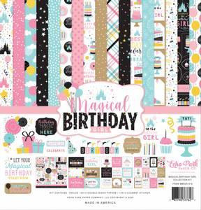 Bilde av Echo Park - Magical Birthday Girl - 12x12 Collection Kit