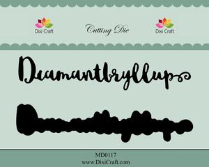 Bilde av Dixi Craft - Dies - MD0117 - Diamantbryllup