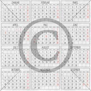 Bilde av Papirdesign PD2000452 - Mens vi venter - Kalender 2021