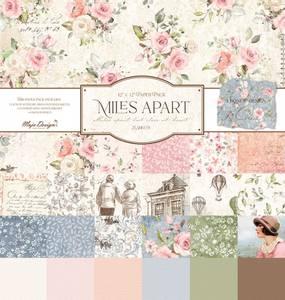 Bilde av Maja Design - 1148 - Miles Apart - 12x12 Collection Pack