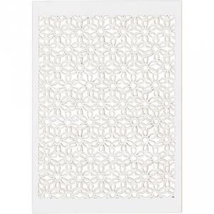 Bilde av CCH - Cardboard Lace - 10,5 x 15 cm - White