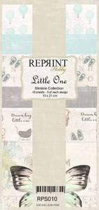 Bilde av Reprint - Slimline Paper Pack - RPS010 - Little One
