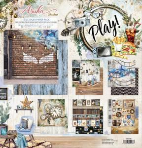 Bilde av Memory Place - Play! - 12x12 Paper Pack