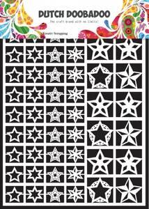 Bilde av Dutch Doobadoo - 472.948.005 - DUTCH PAPER ART - STARS