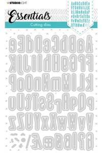 Bilde av Studiolight die - 390 - Essentials - Alphabet Tall