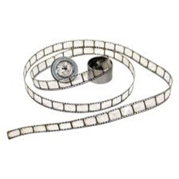 Tim Holtz - Idea-Ology - TH92820 - Film Strip Ribbon 3yd Transpa