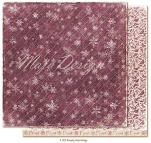 Bilde av Maja Design - 1135 - Winter is coming - Frosty mornings